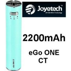 Joyetech eGo ONE CT baterie 2200mAh Water Blue