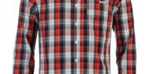 Pánska košeľa Lee Cooper Long Sleeve Check