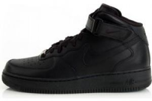Nike Air Force 1 Mid GS Black