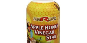 Starlife APPLE HONEY VINEGAR STAR 500 ml AKCE + 1