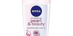 Nivea Tuhý antiperspirant Pearl & Beauty