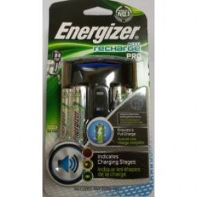 ENERGIZER Intelligent + 4ks AA 2000 mAh