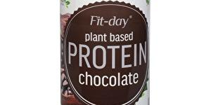 FIT-DAY FIT-DAY Plant based proteín Chocolate 600