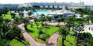 Tunisko, Palace Royal Garden 5*