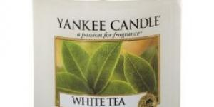 Yankee Candle White Tea 198 g