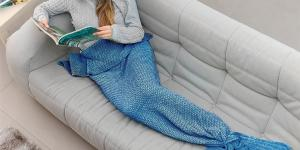 Deka Morská Panna Snug Snug One Mermaid