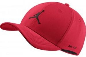 Nike Air Jordan CLASSIC 99 Cap GYM RED Flexfit