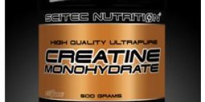 Scitec Nutrition 100 Ultrapure Creatine 500 g