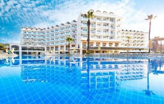 Letecky Turecko, Marmaris: SunConnect Grand Ideal