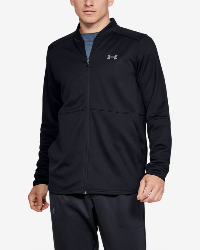 Under Armour MK-1 Warm-Up Bunda Čierna