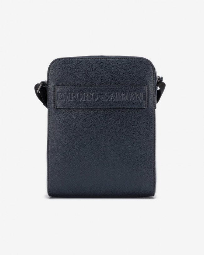 Emporio Armani Cross body bag Modrá