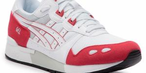 Sneakersy ASICS - Gel-Lyte 1191A092  White/Rouge