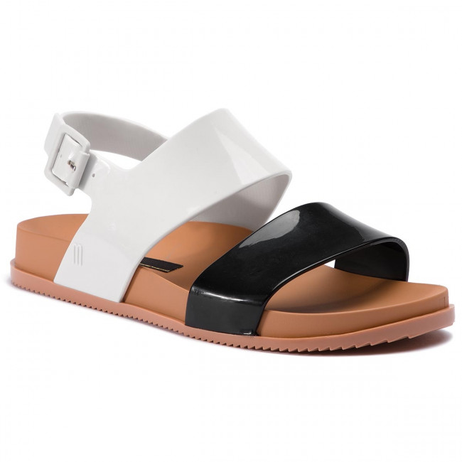 Sandále MELISSA - Cosmic Sandal III Ad 32495 Black/White/Brown 52909