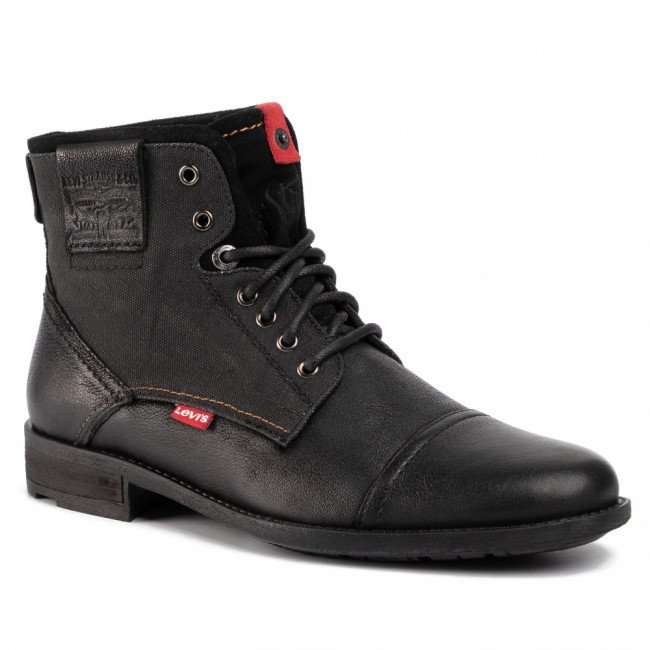 Čižmy LEVI'S - 228802-825-59  Regular Black