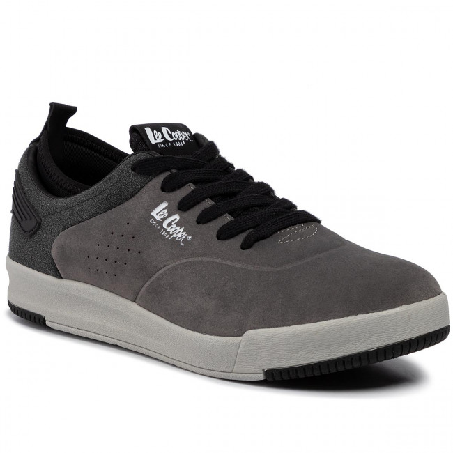 Sneakersy LEE COOPER - LCJ-19-29-051A Grey