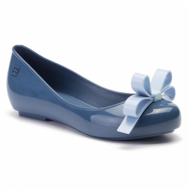 Baleríny ZAXY - New Pop Lovely Fem 82774  Blue 16379 EE285015
