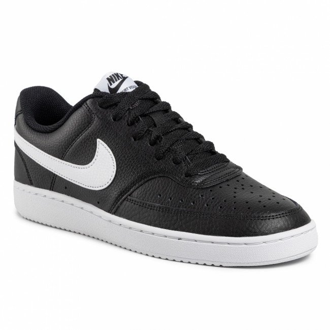 Topánky NIKE - Court Vision Lo CD5463 001 Black/White/Photon Dust