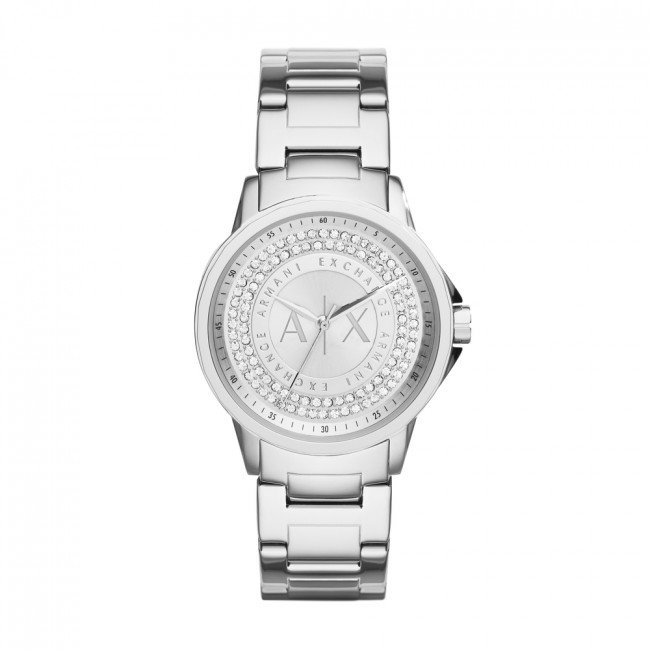Hodinky ARMANI EXCHANGE - Lady Banks AX4320 Silver/Silver