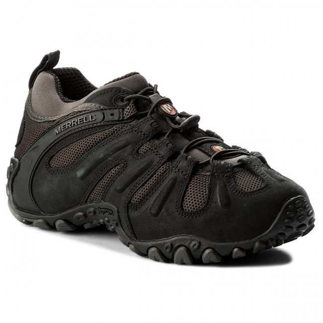 Trekingová obuv MERRELL - Chameleon II Stretch J559599 Black/Brown