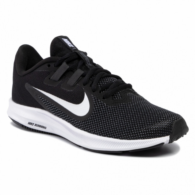 Topánky NIKE - Downshifter 9 AQ7486 001 Black/White/Anthracite