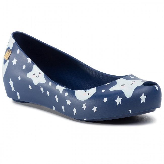 Baleríny MELISSA - Mel Ultragirl Sweet Dreams Inf 32728 Blue/White 51661