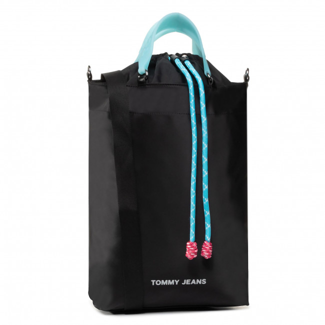 Kabelka TOMMY JEANS - Tjw Nautical Mix N/S Tote Nyl AW0AW08054 0F4