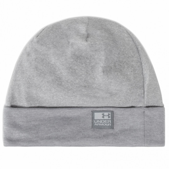 Čiapka UNDER ARMOUR - ColdGear Infrared Fleece Beanie 1343151-035 Gray