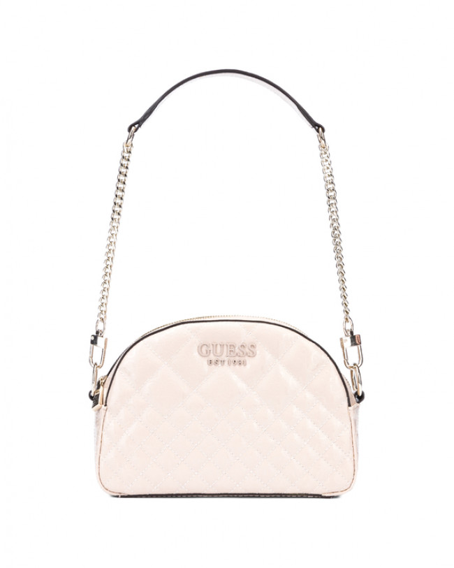 Guess Queenie Mini Cross body bag Béžová