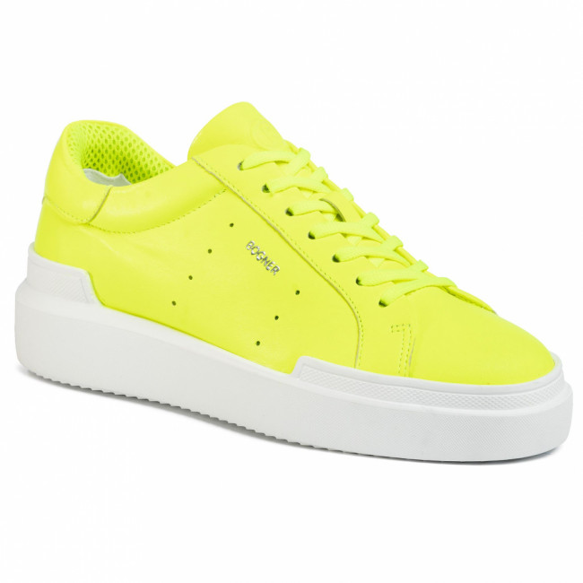 Sneakersy BOGNER - Hollywood 1E 201-3922 Neon Yellow 34