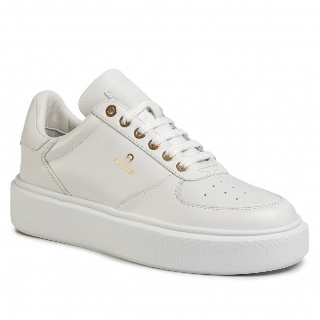 Sneakersy AIGNER - Sally 1A 1201010 White 002