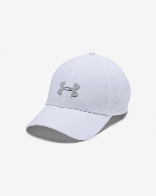 Under Armour Elevated Golf Šiltovka Biela