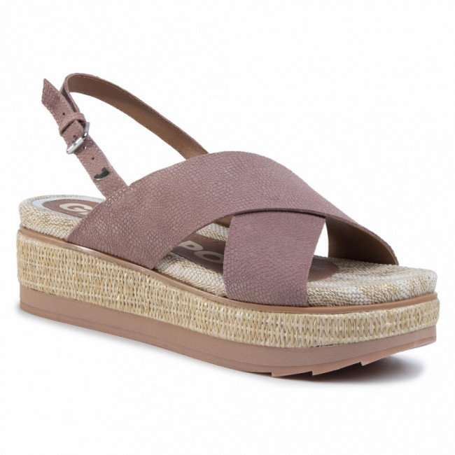 Espadrilky GIOSEPPO - Russi 58517  Pink