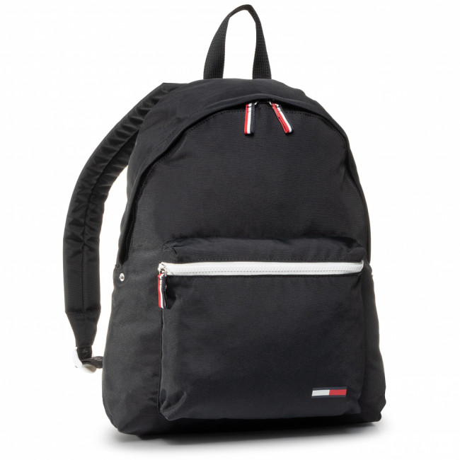 Ruksak TOMMY JEANS - Tjm Cool City Backpack Nyl AM0AM05920 Blk 0F5