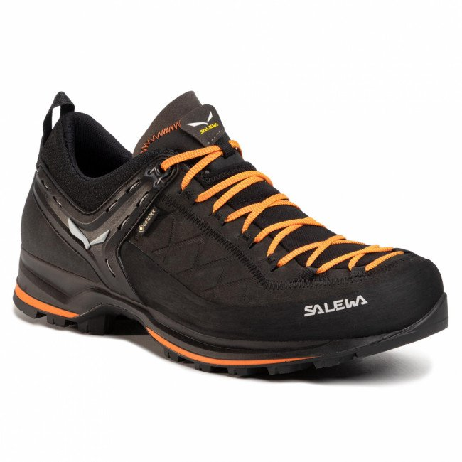 Trekingová obuv SALEWA - Ms Mtn Trainer 2 Gtx GORE-TEX 61356-0933 Black/Carrot