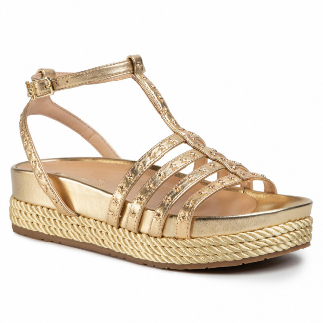 Espadrilky LIU JO - Patty 01 SA0079 P0231 Gold 00529