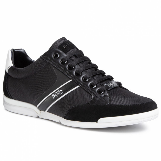 Sneakersy BOSS - Saturn 50407672 10216105 01 Black 003