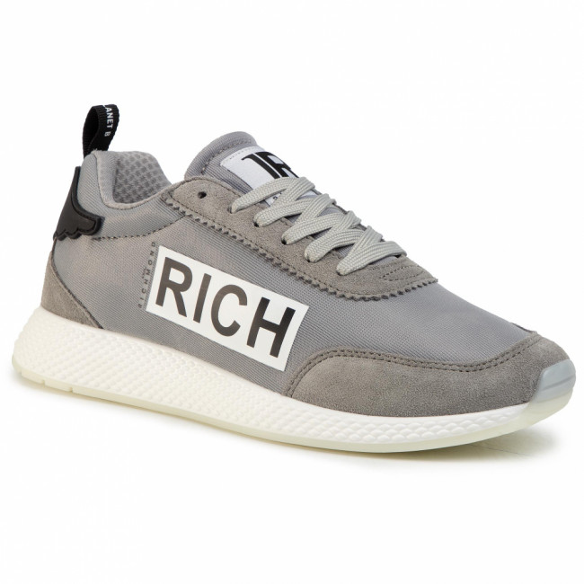 Sneakersy JOHN RICHMOND - 1323 D Grigio