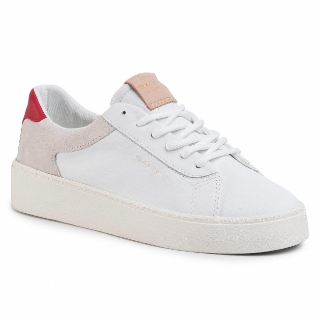 Sneakersy GANT - Lagalilly 20531504  Br. Wht/Cream G282