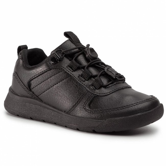 Poltopánky MERRELL - Burnt Rock Low MK260368 Black