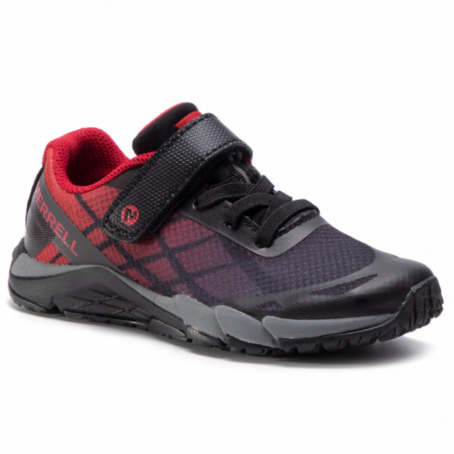 Topánky MERRELL - M-Bare Access Ac MK259500 Blk/Red