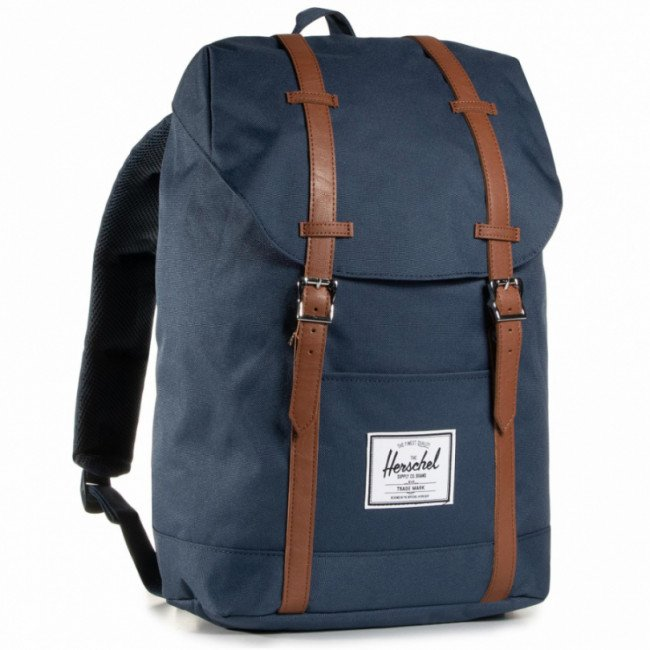 Ruksak HERSCHEL - Retreat 10066-00007 Navy/Tan