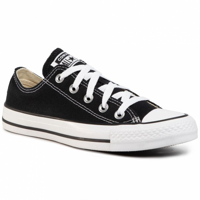 Tramky CONVERSE - All Star Ox M9166C Black