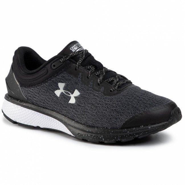 Topánky UNDER ARMOUR - Ua Charged Escape 3 3021949-001 Blk