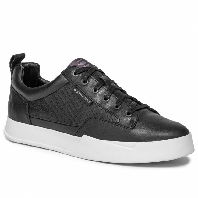 Sneakersy G-STAR RAW - Rackam Core Low D15202-A940-964 Black/White