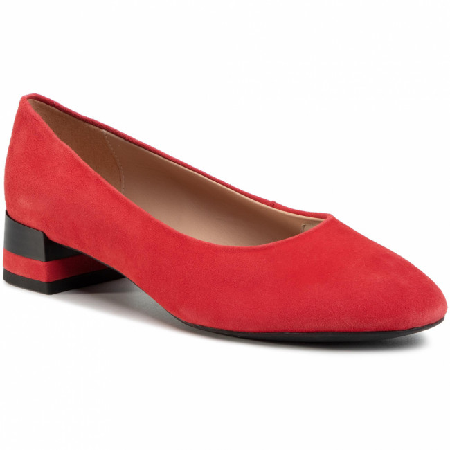 Poltopánky GEOX - D Chloo M. B D949XB 00021 C7000 Red