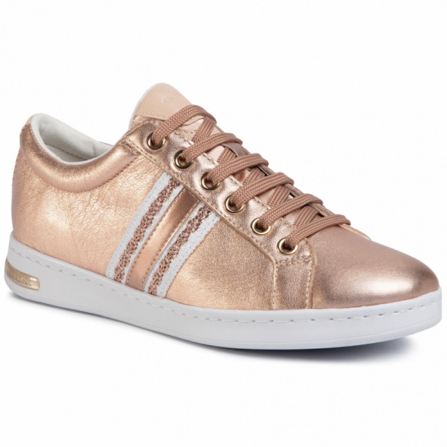 Sneakersy GEOX - D Jaysen A D921BA 0KYBC CH8A5 Rose Gold/Skin