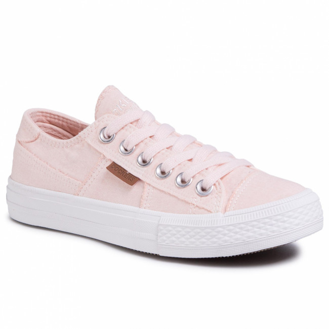 Tenisky DOCKERS - 40TH201-790765  Rose/White
