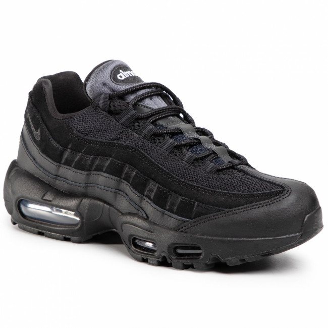 Topánky NIKE - Air Max 95 Essential AT9865 001 Black/Black/Anthracite White