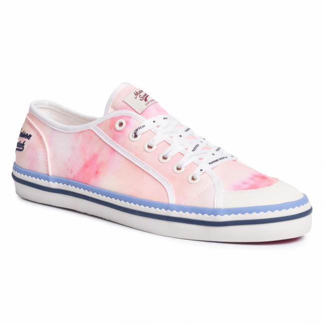 Tenisky SCOTCH & SODA - Melli 20739628 Watercolour Pink S560