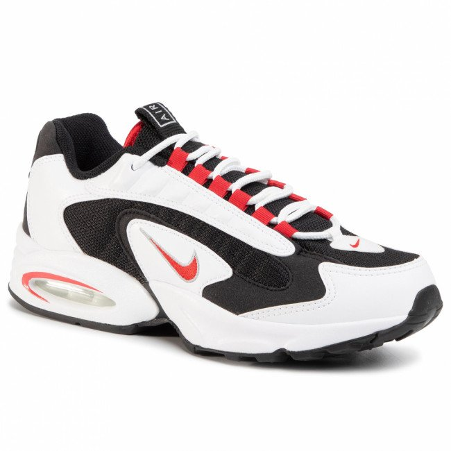 Topánky NIKE - Air Max Triax CD2053 105 White/University Red/Black